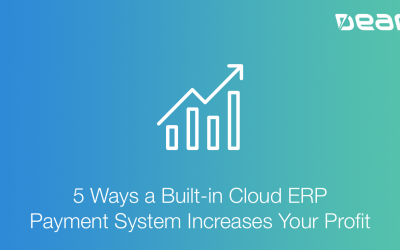 5 Ways a Built-in Cloud ERP Payment System Increases Your Profit