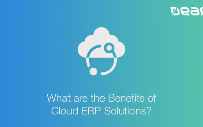 What are the Benefits of Cloud ERP Solutions?